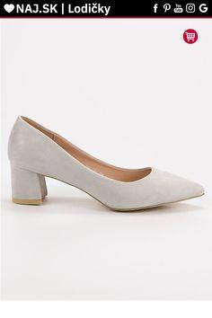 Elegantné sivé lodičky Diamantique Kitten Heels, Platform, Shoes, Fashion, Moda, Zapatos, Shoes Outlet, Fashion Styles, Shoe