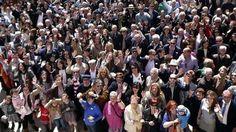 La familia Díaz Benito y Sánchez García logra reunir en Santibáñez de Béjar a 270 miembros venidos de toda España y de diferentes países de Europa.