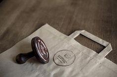 Branding for bistro Kispiac by Eszter Laki