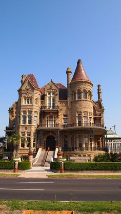 This was one of my favorites as a child! Bishop's Palace Galveston, TX
