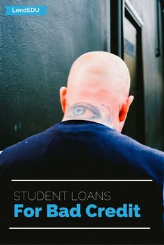 But not all students and families are blessed with perfect credit. What about student loans for people with bad credit? At LendEDU, we get plenty of individuals looking for student loans with bad credit. You should know that there are student loan options available for people with bad credit.