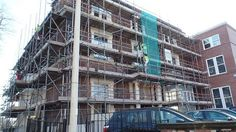 Ever wonder who puts up that scaffolding to get the work done?  Us. That's who.  Manorside Joinery, a tightly- knit team with a shared passion for creating and designing building work in our local area to be proud of. We speciailise in joinery but complete all sorts of work for commercial buildings. Give us a call for a quote.