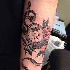 My tattoo by Cassandra Frances