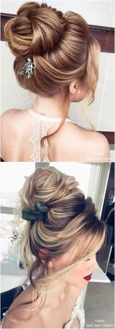 30 Long Wedding Hairstyles and Updos #wedding #weddingideas #hairstyles #weddinghairstyles