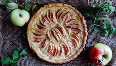 Нормандский яблочный тарт (La Tarte Normande aux Pommes) - Вкусные заметки
