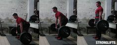 Deadlift on StrongLifts 5x5
