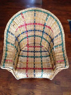 Childs Wicker Chair - kywan