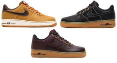 "Nike Air Force 1 Low ""Workboot Pack"""