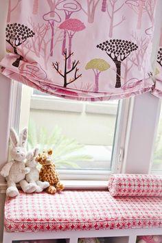 Sadie's Room: Window Seat