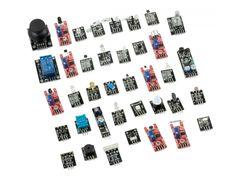 Keyes 34 Piece Sensor Experiment Kit