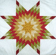 lone star quilt pattern free printable - Bing Images
