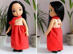 Robes de Princesses pour Animator's Collection: Robe Leslie