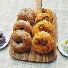 Blueberry and Jalepeño Cheddar Bagels - Imgur