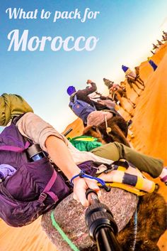 Wondering what to pack for Morocco for your upcoming Moroccan vacation? Here is a guide to packing and still keep in line with the dres code.