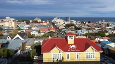 Punta Arenas on Magellanes Strait in #Patagonia is the furthest Chilean  southern city in the world!