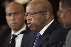 Rep. John Lewis (D-Ga.) said he would not invite President-elect Donald Trump to visit Selma, Alabama, with him.