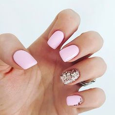 Best Pink Nails - 14 Best Pink Nails for 2018 - Hashtag Nail Art