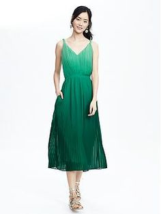 Gorgeous. Beautiful color, great length, ombré is beautiful. From banana republic.