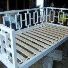 Ana White   Build a Rectangles Day Bed   Free and Easy DIY Project and Furniture Plans