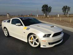 Saleen Mustang 30th Anniversary Edition