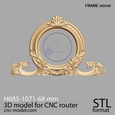 Cnc, 3d Printing, Frames, Interior Design, Mirror, Home Decor, Impression 3d, Nest Design, Decoration Home