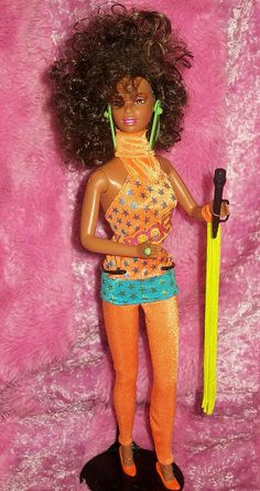 1986 Barbie and the Rocker's Dee Dee