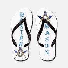 Masonic Flip Flops for