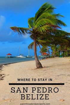 Where to stay in Ambergris Caye and San Pedro Belize Belize Hotels, Belize Vacations, Belize Travel, San Pedro Belize, Ambergris Caye, Adventures Abroad, Honeymoon Spots, Family Travel, Group Travel