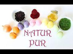 Natur pur: Eier mit Naturfarben färben +Video — Mama Kreativ