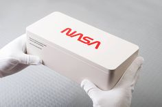 SearchSystem™ - Aeon Yuon Miller - SearchSystem™ Anicorn Watches & National Aeronautics and Space Administration (NASA) / Series / Anicorn x NASA Anniversary Limited Edition / Packaging / 2018 - Brand Packaging, Box Packaging, Fashion Packaging, Design Packaging, Coffee Packaging, Id Design, Graphic Design, Design Concepts, Nasa Clothes