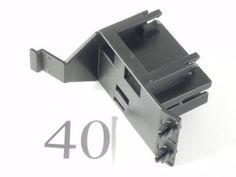 2002 MERCEDES C320 ANTENNA BRACKET ANTENNA BOX PLASTIC HOLDER 2038230014 573 #40