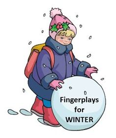 Promoting Success: Winter Fingerplays and Songs