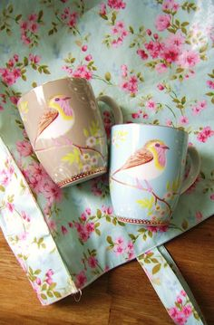 Want! PIP studio vogels: eindelijk mooie tassen gevonden