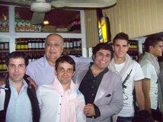 Eduardo Romero en El Padrino de Caseros con el gran Erik Lamella
