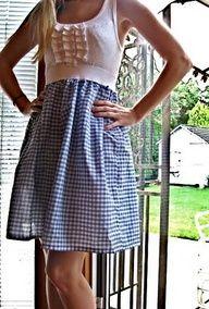 Easy DIY Dress