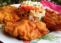Érdekel a receptje? Kattints a képre! Quick Meals, Fried Rice, Meat, Chicken, Ethnic Recipes, Food, Meal Ideas, Fast Meals, Fast Foods