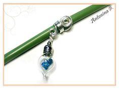 Dreadschmuck with vial pendant pendant dread bead Dreadlockschmuck dreadlock Jewelry Dreadschmuck Dread Jewelry Dreadspiralen