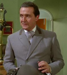The Avengers : Fashion Guide to Series 5 : John Steed : 3