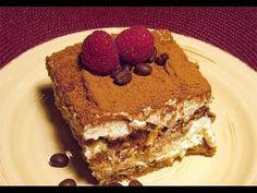 "Tiramisu Recipe / How-to Video - Laura Vitale ""Laura In The Kitchen"" Episode 27 - YouTube"