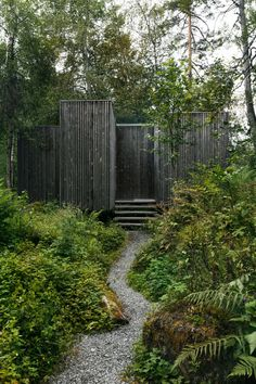 Rustic garden 2019 Rustic garden The post Rustic garden 2019 appeared first on Architecture Decor. Landscape Architecture, Landscape Design, Architecture Design, Garden Design, Steel Framing, European Garden, Modern Cottage, Forest House, Rustic Gardens