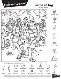 Hidden Picture Games, Hidden Picture Puzzles, Hidden Words, Hidden Images, Church Activities, Craft Activities For Kids, Childrens Word Search, Coloring Pages For Kids, Coloring Books