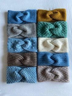 Stitch Patterns, Knitting Patterns, Popcorn Stitch, Bobble Stitch, Moss Stitch, Twist Headband, Circular Needles, Alpacas, Stockinette