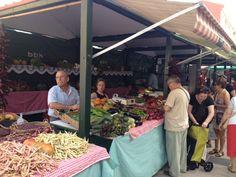 San Lorenzo Market every year on the 10th...