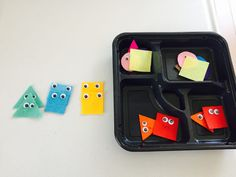 Shape monsters activity, learning shapes, shapes toddler activity, list of activities for toddlers, activities for 18-24 month old, activities for one year old, activities for 18 month old, activities for 19 month old, activities for 20 month old, activities for 21 month old, activities for 22 month old, activities for 23 month old, activities for 24 month old, activities for two year old