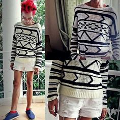 #knitted #patterns #comfortable #legs