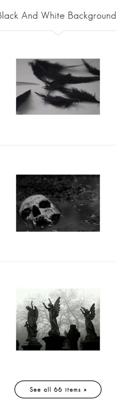 """""""Black And White Backgrounds"""" by drskullz on Polyvore featuring tops, heart tops, backgrounds, pictures, photo, pic, supernatural, misc, music and quotes"""
