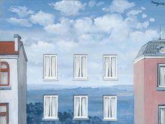 Rene Magritte // #renemagritte #artsxdesign by artsxdesign
