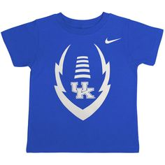 Kentucky Wildcats Nike Preschool Icon T-Shirt - Royal - $17.99