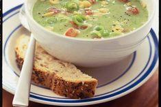 Romige broccolisoep met tomaat - Recept - Allerhande - Albert Heijn