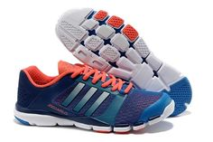 Adidas Adipure Trainer 360 Männerschuhe Blau Orange
